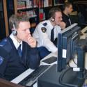 Minder belangstelling voor politie