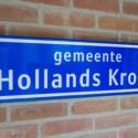 Gemeente Hollands Kroon schaft bijna alle regels af