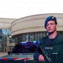 Pleidooi voor gewapende beveiligers