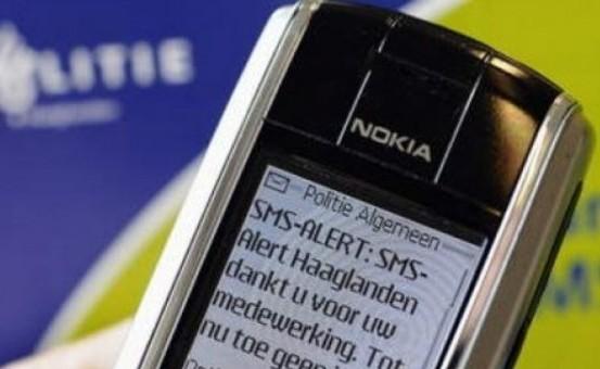 Justitie aangeklaagd om niet delen data Burgernet en NL Alert