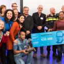 Heilige Boontjes wint de CCV Hein Roethofprijs 2017