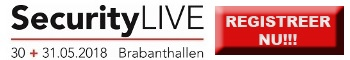 SecurityLIVE 2018 registratie