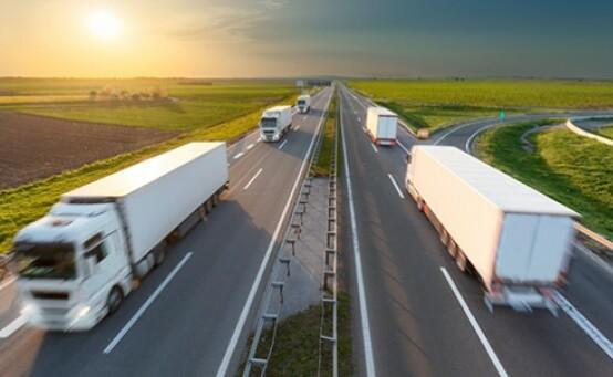 Fors minder diefstal uit vrachtwagens