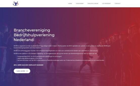 Branchevereniging Bedrijfshulpverlening Nederland opgericht