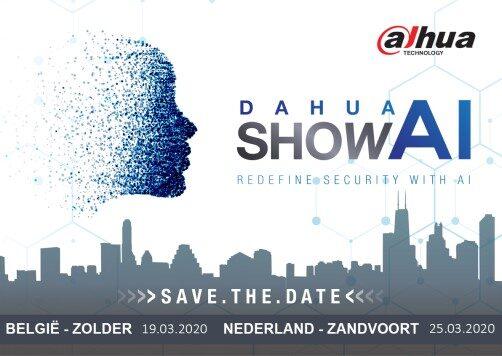 Agenda Dahua Ai Show Op 25 Maart Op Circuit Zandvoort